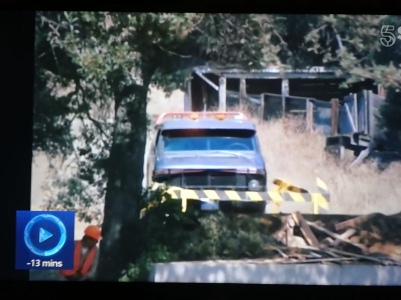 Not Injuring Or Killing Anyone At All Nobody Ever Got Shot But Then As The Mighty A Team Van Approaches Broken Bridge It Jumps Gap